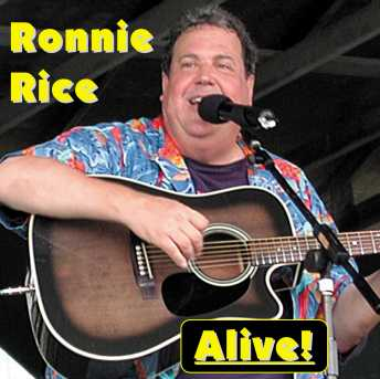 Click on Ronnie to order his latest CD!